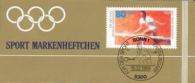 Germany special booklet with s´sheet Tennis Sport ep21