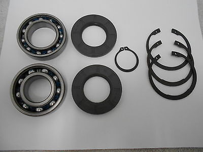 New Volvo Penta V 8 Bellhousing Flywheel Cover  Bearings, Seals & Snap Rings % 2