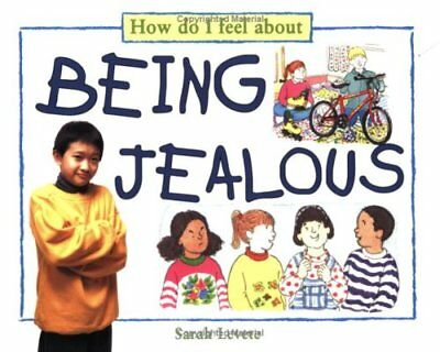 Being Jealous (How Do I Feel About) by Levete, S Paperback Book The Cheap Fast