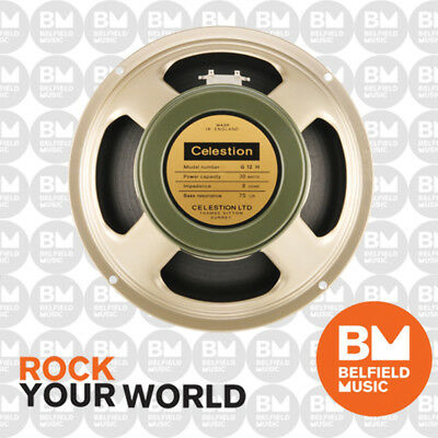 Celestion T1363 Heritage Series G12H 75 Guitar Speaker 12 Inch 30W 75Hz 15OHM C