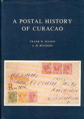 Netherlands colonies A postal history of Curacao bu73-6