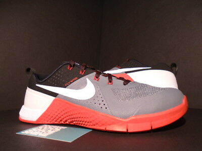 ... Platinum Size 11.5 New 704688 710.  89.99 Buy It Now 19h 17m. See  Details. 2015 Nike Metcon 1 Crossfit Cool Grey White Black Univeristy Red  704688-016 ... 8d0707031