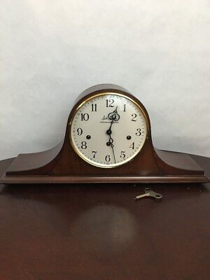 Seth Thomas Westminister chime clock Germany And Runs And Chimes # 6910