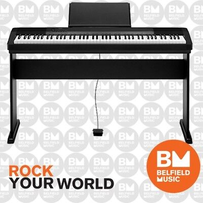 Casio CDP135 Digital Electric  Piano Black Wooden Stand CDP-135 Replaced CDP130