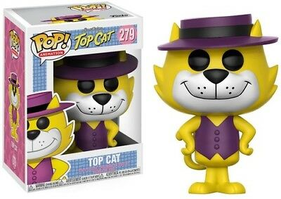 Hanna Barbera W4 - Top Cat Funko Pop! Animation: Toy