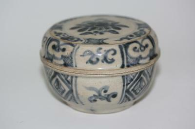 Fine Antique Chinese Box And Cover