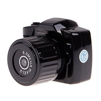 Y3000 Mini Pocket Digital Camera Wireless Spy Hidden Camera Aerial Sports Webcam