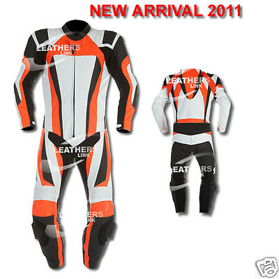 Men New Biker Motorcycle Motorbike Racing Leather Suit MST-168( US 44,46,48)