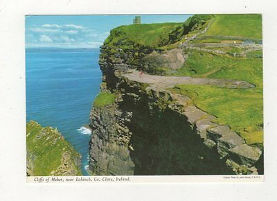 Cliffs Of Moher Lahinch Co Clare Ireland Postcard 901a