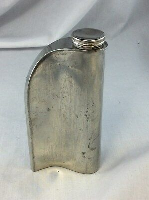 Sheffield Mint by Chris Middleton Pewter Concorde Ergo Hip Flask
