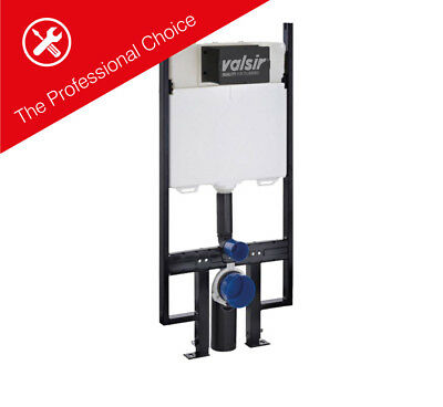 Universal In-wall Cistern + Frame