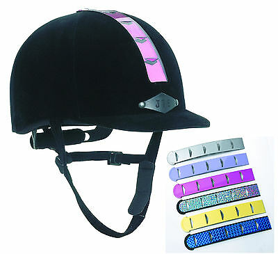 Just Togs Mizz JTE switch horse riding hat helmet all sizes dial system