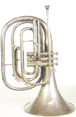 King 1122 Pro Silver Marching French