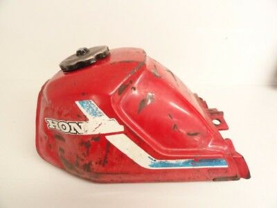 83 Honda ATC 110 used Gas Fuel Tank 17520-943-050ZA #334