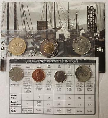 2002 Mint Proof Like Set, Sealed In Pliofilm, With Envelope & COA Incl.