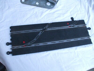 Scalextric Classic Track - Pit Stop Track Section