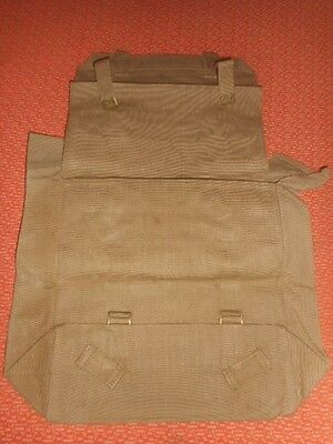 G.britain Army : 1945  Wwii - Big Backpack Haversack Wwii   Militaria