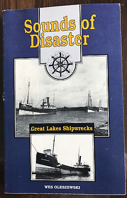 Book: Sounds of Disaster – Great Lakes Shipwrecks