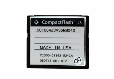 NEW Cisco Systems 64MB Compact Flash Card 16-3261-01