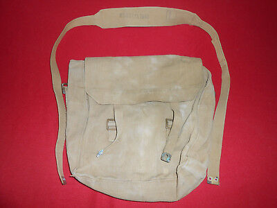 Great Britain: 1943  WWII  Small Backpack  Haversack 1943 ww2