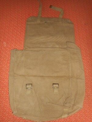 G.britain Army : 1939  Wwii - Big Backpack Haversack Wwii 1939 Used