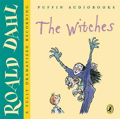 The Witches (Audio CD), Dahl, Roald, 9780141805962