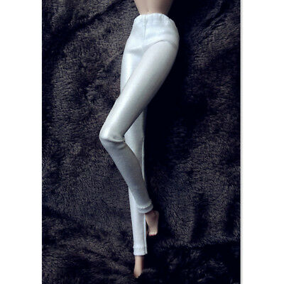 white pants stocking tights for fashion royalty 2 dolls