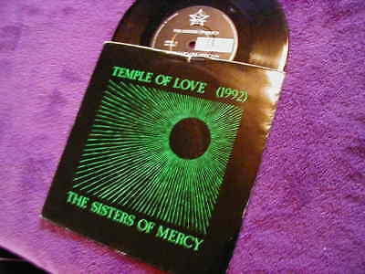 "The Sisters Of Mercy, Temple Of Love (1992) ,7""  Vinyl"