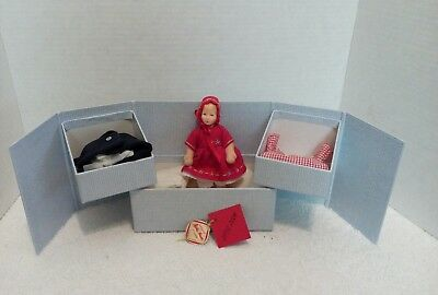 "Kathe Kruse Doll ""Susi"" 5.5"" UFDC Convention 2004 orig. box"
