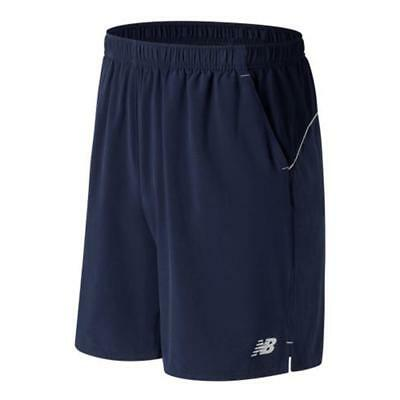 New Balance Mens Casino 9 inch 23cm Woven Tennis Shorts - NEW