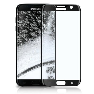 3D Panzer Glas für Samsung Galaxy S7 Edge Full Screen Protector Cover Curved 9H