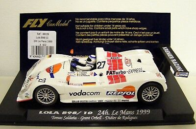 FLY LOLA B98/10 Slot Car - Ref. A502(88039)