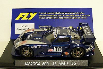 FLY MARCOS 600 Slot Car - Ref. A22
