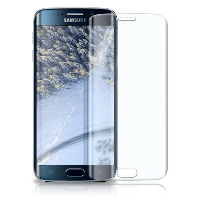3D Schutz Glas für Samsung Galaxy S6 Edge Display Schutz Folie Glass Full Screen