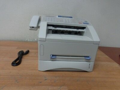 BROTHER FAX4750E Fax Machine w/Toner WORKING FREE SHIPPING !