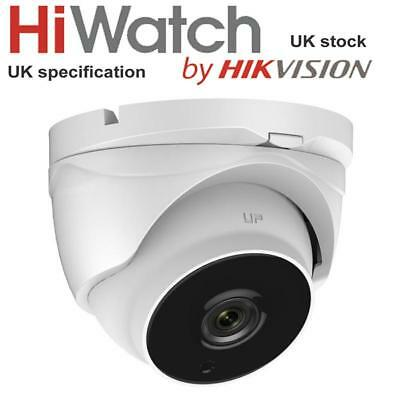 Hikvision 2MP 1080P CMOS THC-T120 Outdoor Turbo HD Dome CCTV Camera IR 20m IP66