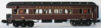 O MTH Rail King Pennsylvania Madison Observation Car 30-6203
