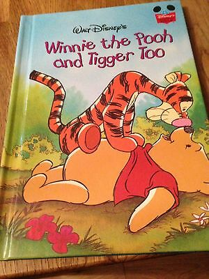 Disney's Winnie-the-pooh and Tigger Too