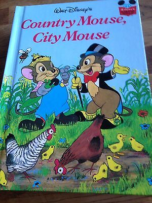 Disney's Country Mouse City Mouse