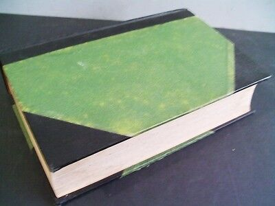 1917 American Illustrated Medical Dictionary W.B. Saunders