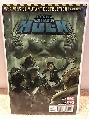 Totally Awesome Hulk #22 - 2nd PRINT Cover - Marvel - NM