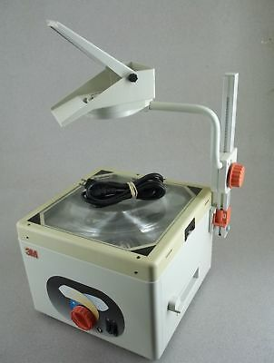 3M 1608 Overhead Transparency Projector For School& Art! Free Shipping!