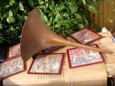 Gramophone  /  Phonograph Horn  Just Horn