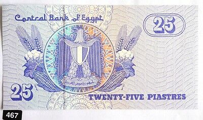 Egypt 25 Piastres Old Type Unc!!!  Combine Shipping!!!