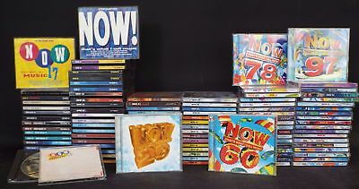 Now That's What I Call Music 9 to 97 CD Collection - W75