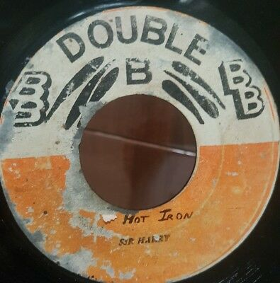 "7"" Single: Sir Harry - Dandymite / Hot Iron (Double B), superb double-header!"