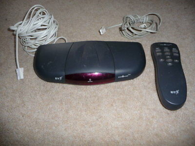 BT Easicom Tv1 Television Caller Display System - must see