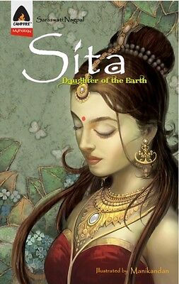 Sita: Daughter of the Earth (Campfire Graphic Novels) (Paperback). 9789380741253