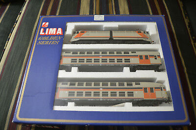 Lima Ho Golden Series 149804 Italian Fs Livery Class E 646 Double Deck Set