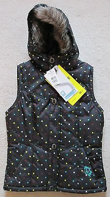 NEW BURTON Women's DRYRIDE SLY PUFFY VEST - Medium - Snowboard, Ski, Snow
